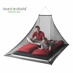 "Click to enlarge image of Sea to Summit Mosquito ""Pyramid"" Net Shelter - Insect Shield"