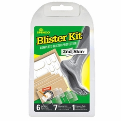 Click to enlarge image of Spenco Blister Kit