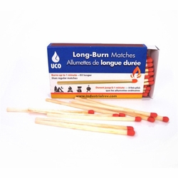 Click to enlarge image of UCO Long-Burn Matches (50)