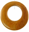 Bayong  Off-Center Donut Pendant 45mm