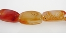 Carnelian Nugget Beads 10-20mm