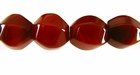 Dark Carnelian Twist 10x10mm