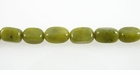 Dark Olive Jade Nugget Beads 5-10mm