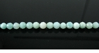 Faceted Round Amazonite Beads 6mm