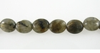 Labradorite Oval Beads