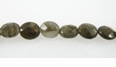 Labradorite Oval Faceted Beads