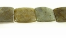 Labradorite Rectangular Beads 13x18mm
