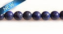 lapis round beads 6mm-dark shade