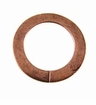 Metalcast Copper Plain O'Ring Pendant