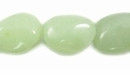 New Jade Nugget Beads 12x15mm