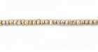 Nugget Pearl Champagne 2.5mm