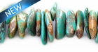 Turquoise chips 10-12mm