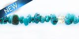 Turquoise nugget 2-5mm
