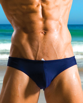 CockSox Drawstring Enhancer Swim Brief CX04