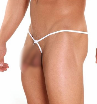 Good Devil Xtra Mini Thong 1017