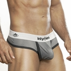 Intymen Fill It Mesh Thong INT7604