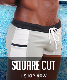 Swim Square Cut