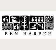 Ben Harper Acoustic Bumper Sticker