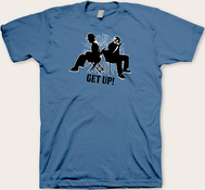 Ben Harper & Charlie Musselwhite - Get Up! Session Tee