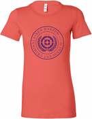 Ben Harper & The Innocent Criminals 2016 Womens Crest Tee