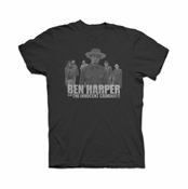 Ben Harper & The Innocent Criminals Youth Silhouette Tee (Black)