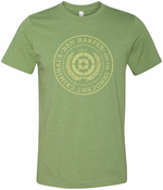 BHIC 2015 Seal Tee (Heather Green)