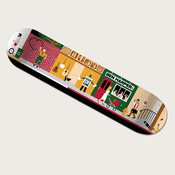 Give Till It's Gone Skateboard Deck by Enjoi Skateboards