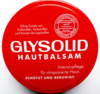 12 Glysolid 100ml glycerin cream for the skin from Germany-German Version