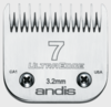 Andis 64080 UltraEdge Size 7 Skip Tooth Blade