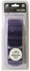 Andis 66345 Small Nano Silver Magnetic 5 pc Comb Set