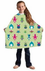 Betty Dain 400 Kid's Styling Cape Aliens