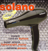 Solano 201-545 Turbo UltraLite 1700W Dryer - Newly Arrived