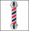 Vincent Large Barber Pole Decal