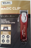 Wahl 8148 Cordless Magic Clip Clippers