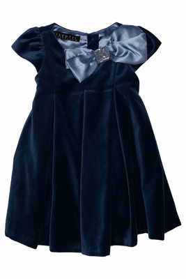 Biscotti Infant Toddler Girls Midnight Blue Vision In