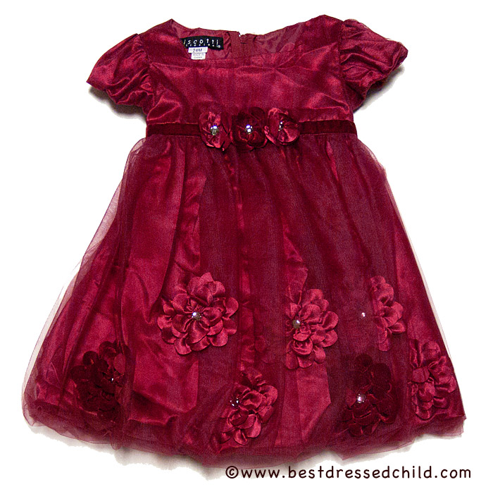 Infant Holiday Dresses Red - Holiday Dresses