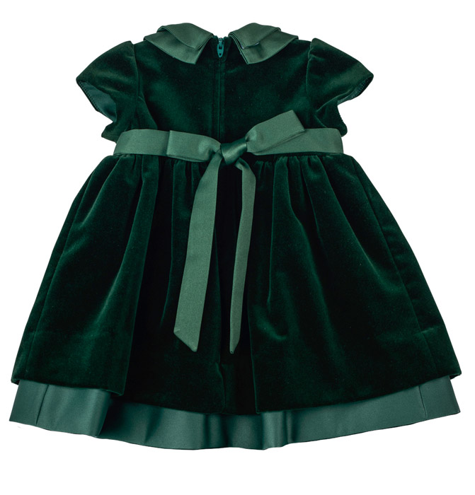 Green Infant Holiday Dresses - Prom Dresses Cheap