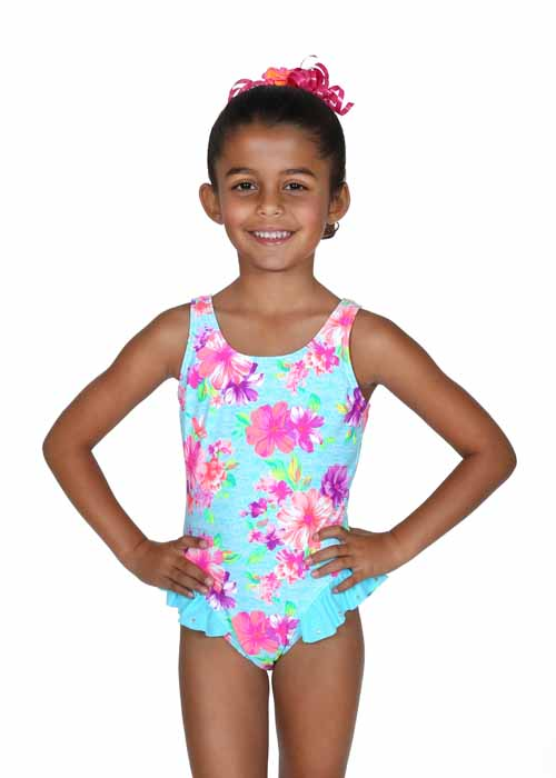 Floral One Piece Swimsuits