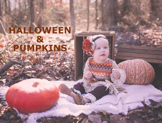Halloween and Pumpkin Outfits!
