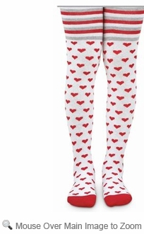 If these White Mini Hearts Red Leggings do not put you instantly in a loving mood than we do not know what will! Order these leggings now to put yourself in a loving mood or give these leggings to someone you love. These are perfect for any given day but especially on valentine's day.