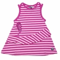 Kashka by KidCuteTure Baby Girls Raspberry Pink Little Sea Horse Dress