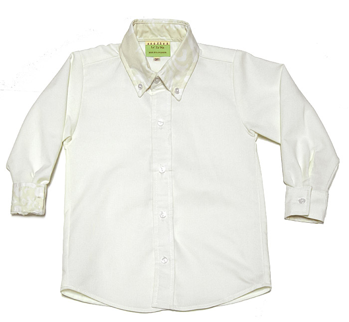 Champagne Button Down Shirt | Is Shirt