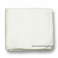 Magnolia Baby Infant BOYS Embroidered Christening Cross Blankets - IVORY