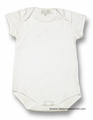 Magnolia Baby Infant GIRLS Embroidered Christening Cross Onesie - IVORY