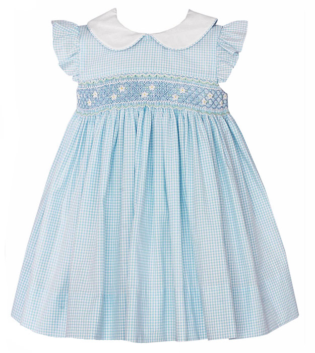 Shop smocked toddlers dress at Neiman Marcus, where you will find free shipping on the latest in fashion from top designers.