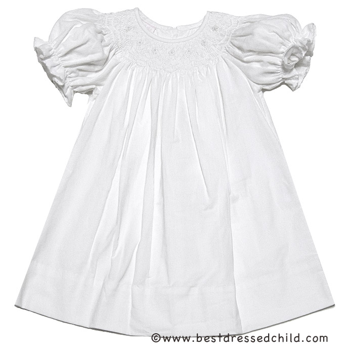 Petit Bebe by Anavini Infant / Toddler Girls Winter White Fine ...