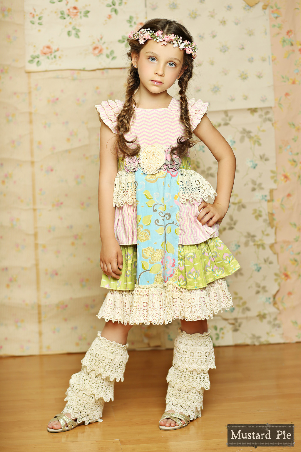 Girls Tea Party Dresses