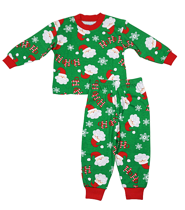 Boys Christmas and Holiday Pajamas-BestDressedChild.com