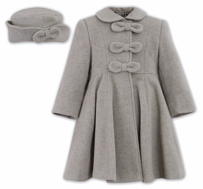 Girls Coat Dress | Down Coat