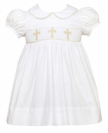 Smocked Crosses